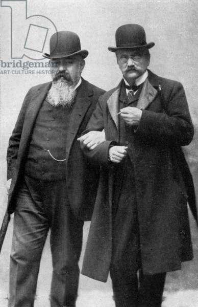 Giuseppe Giacosa & Arrigo
