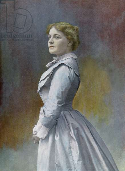 Hally as Thérèse Desroches in Les Maugars