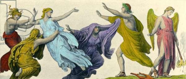 ORPHEUS - Eurydice is