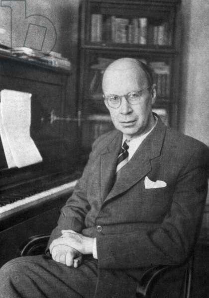 Sergei Sergeyevich Prokofiev -