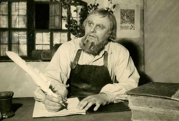 Otto Edelmann in Der Meistersinger by Wagner
