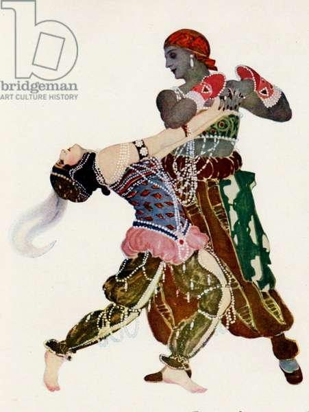 Rimsky-Korsakov's Scheherazade Costume design