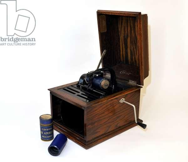 Edison Internal Horn Amberola