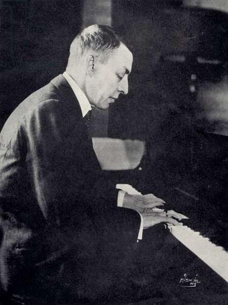 Sergei Rachmaninov / Rakhmaninov