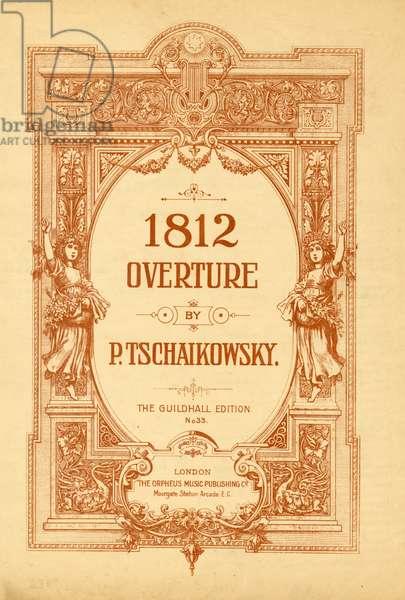 Tchaikovsky  Piotr I