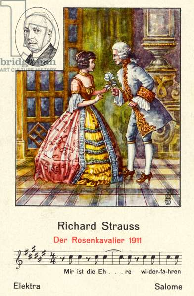 STRAUSS Richard - ROSENKAVALIER