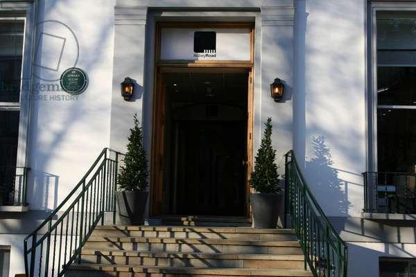 Abbey Road recording studios