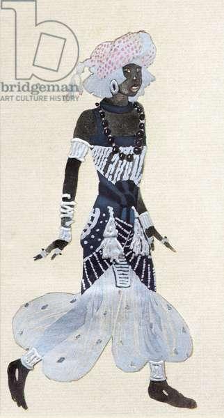 Costume for Negro / Negrillon