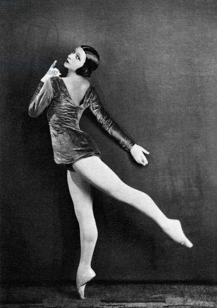 Vera Nemchinova in Les Biches
