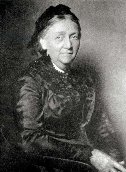 Josefine Strauss -portrait of