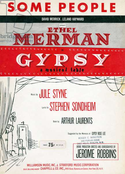 Gypsy - a musical