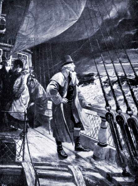 Franz Joseph Haydn caught
