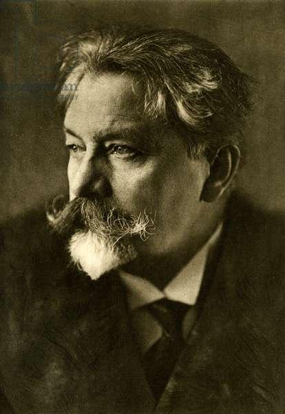 Arthur Nikisch - portrait
