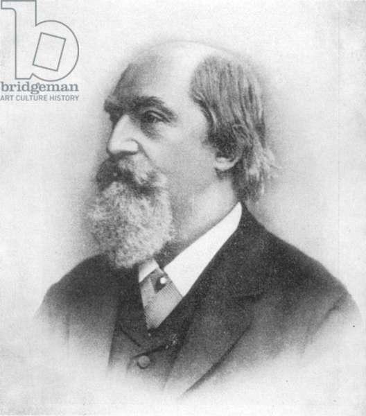 Eduard Hanslick - portrait