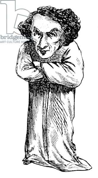 MEYERBEER Giacomo - Caricature