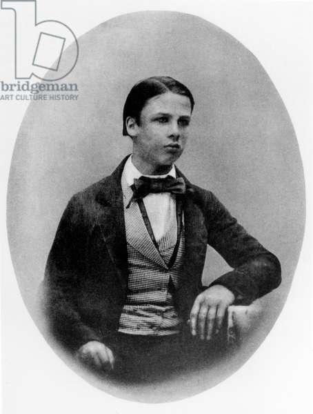 SPEYER Edward - portrait