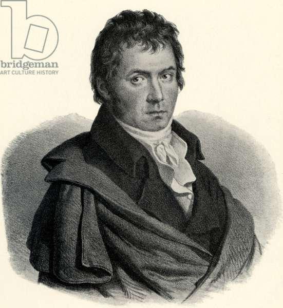 BEETHOVEN Ludwig aged 28