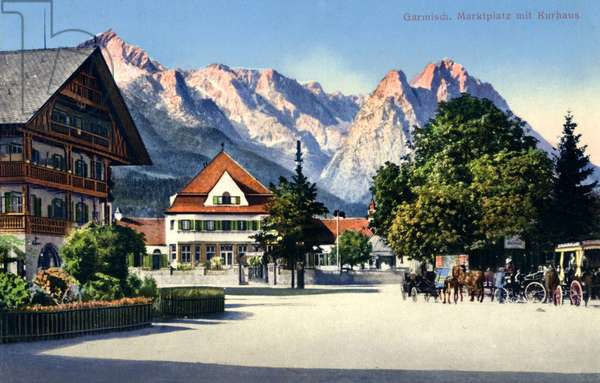 STRAUSS Richard - GARMISCH