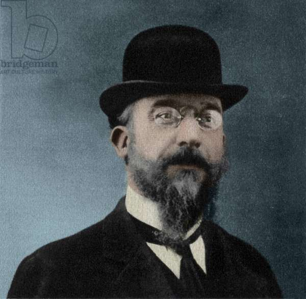 SATIE Erik in 1910