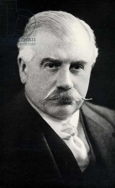Robert Newman portrait He