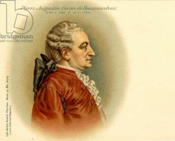 Pierre Augustin Caron de