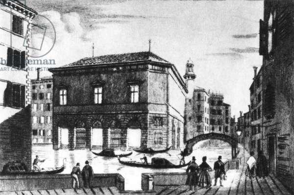 Venice - Teatro La