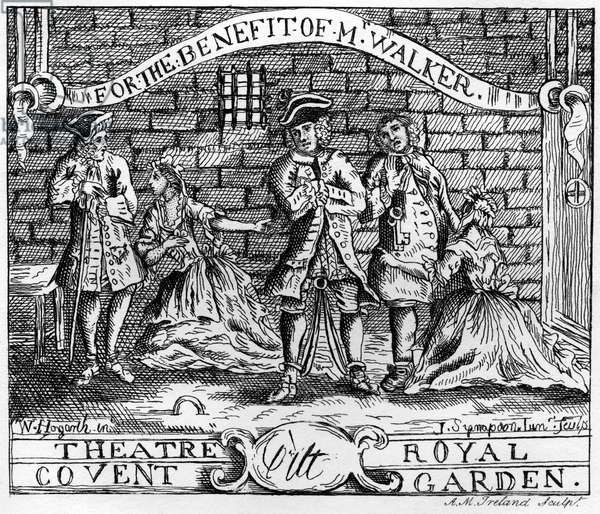 The Beggar 's Opera by John Gay