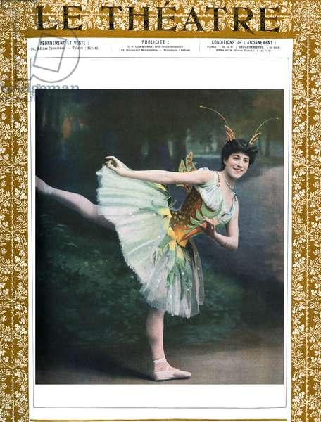 Carlotta Zambelli in role