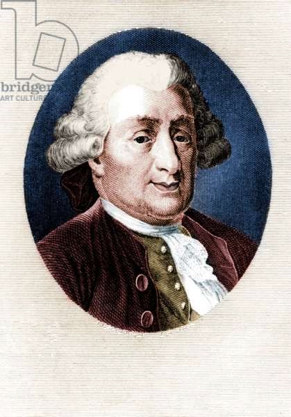Carlo Goldoni portrait Italian