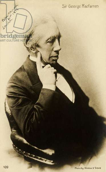 MACFARREN George English Composer