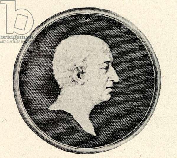 Raniero da Calzabigi portrait
