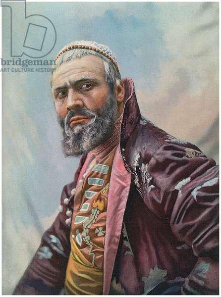 Feodor Chaliapin as Mussorgsky 's Boris Godunov