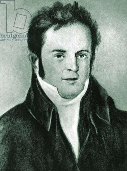 Domenico Barbaia - portrait