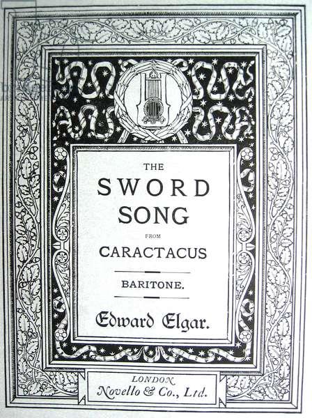 Edward Elgar's Caractacus