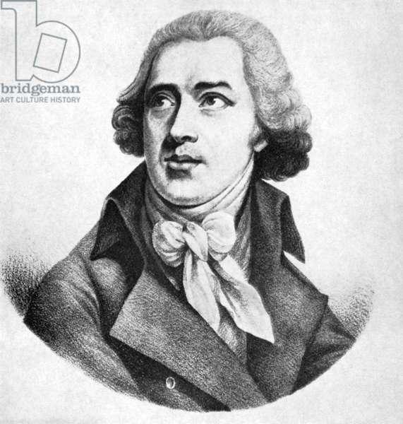 Leopold Kozeluh - portrait