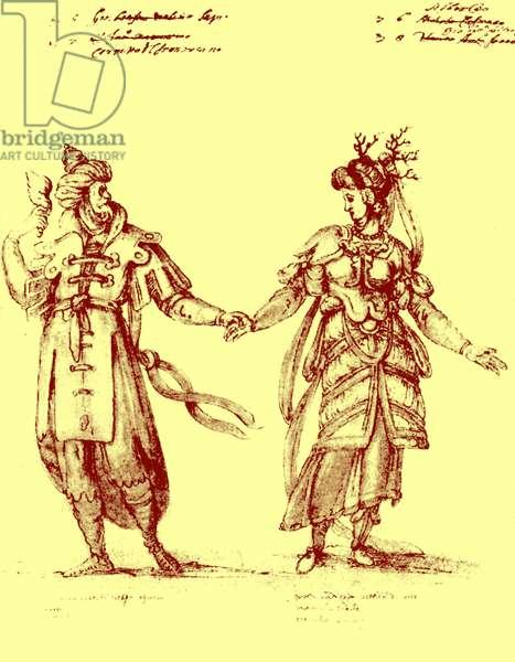 The Delphic Couple