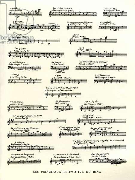 Wagner - Ring Cycle - main themes
