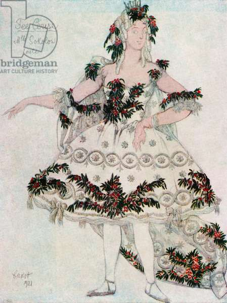 Costume for The Cherry-Fairy