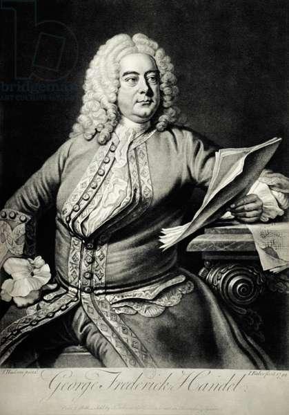 George Frederic Handel by