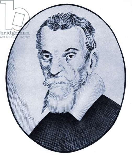 Claudio MONTEVERDI - oval