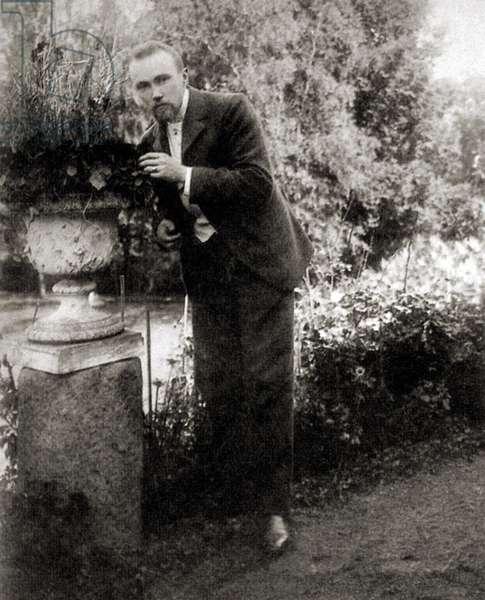 Nicholas Roerich portrait Russian