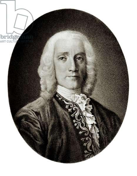 Domenico Scarlatti - portrait