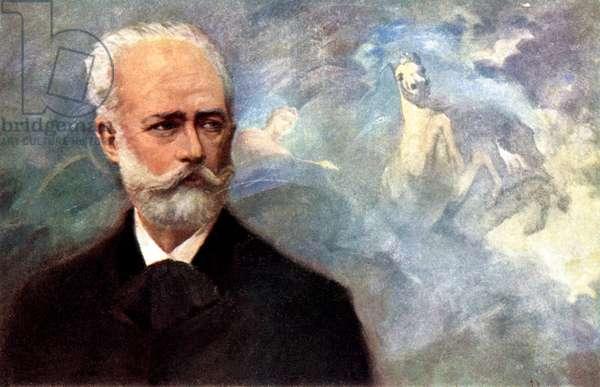 P I Tchaikovsky by