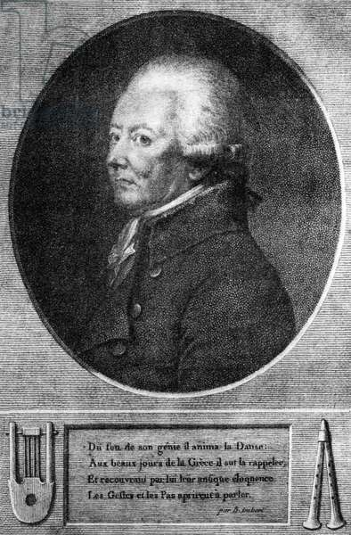 Jean-Georges Noverre