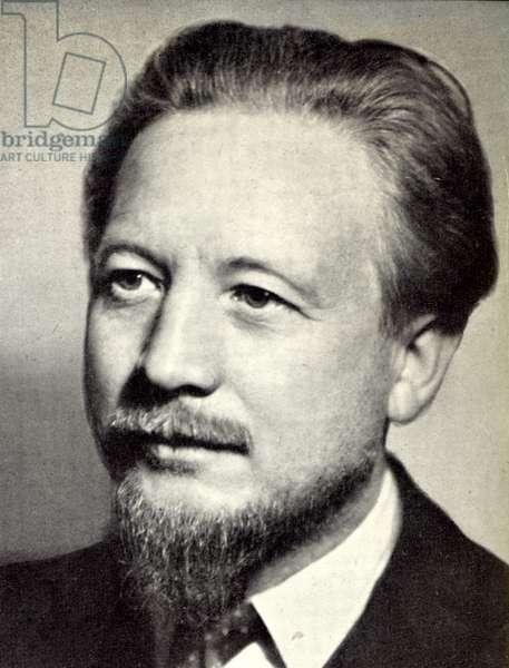 Edmund Rubbra - portrait