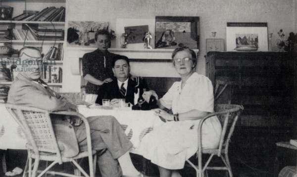 Stravinsky, Milhaud and Boulanger