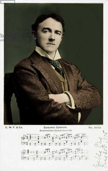 Edward GERMAN English Composer