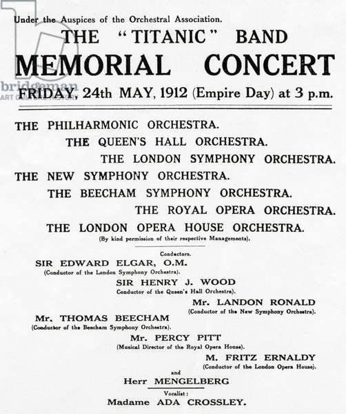The 'Titanic' Band Memorial