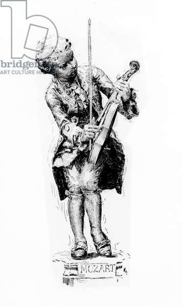 Wolfgang Amadeus Mozart -