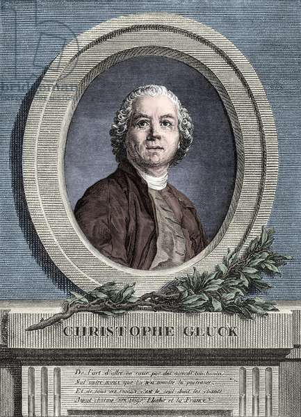 Christoph Willibald (von) Gluck